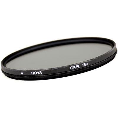 Hoya 55mm Circular Polariser Slim Filter