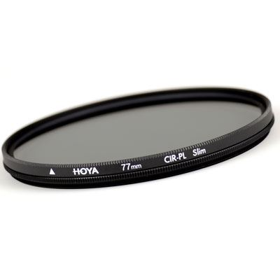 Hoya 62mm Circular Polariser Slim Filter