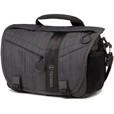 Tenba DNA 8 Messenger Bag - Graphite