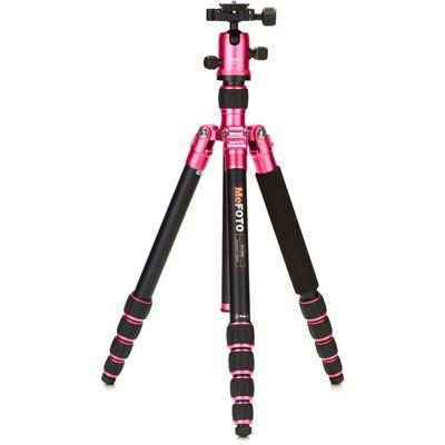 MeFOTO RoadTrip A1350Q1H Tripod  Hot Pink