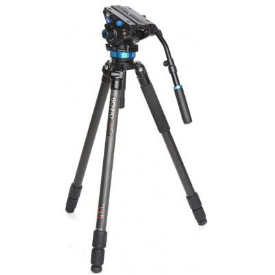 Benro C373T Video Tripod Kit with S8 Head