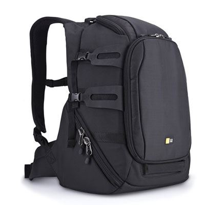 Image of Case Logic DSB-102 Luminosity Split Backpack - Medium