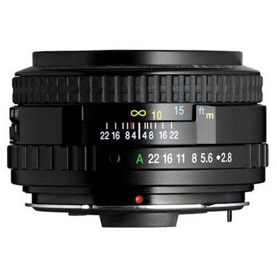 Pentax 75mm f2.8 SMC FA 645 Mount Lens