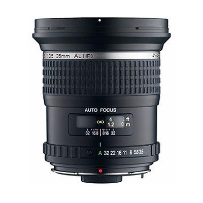 Pentax 35mm f3.5 AL SMC FA 645 Mount Lens