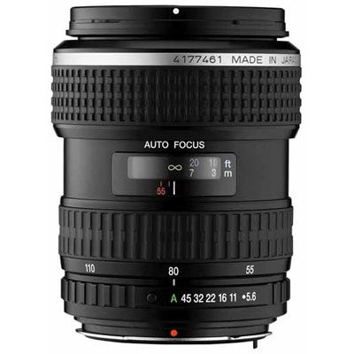 Pentax 55-110mm f5.6 SMC FA 645 Mount Lens