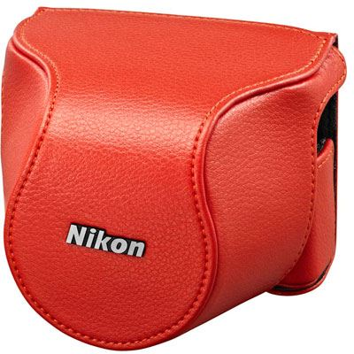 Nikon CB-N2210SA Body Case Set for Nikon 1 J4 - Orange