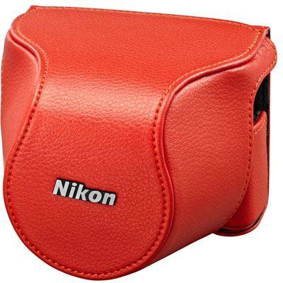 Nikon CB-N2210SA Body Case Set for Nikon 1 J4 - Orange