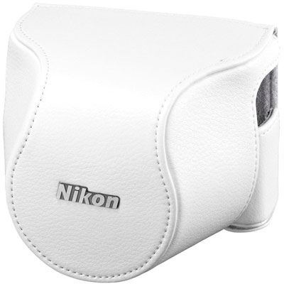 Nikon CB-N2210SA Body Case Set for Nikon 1 J4 - White