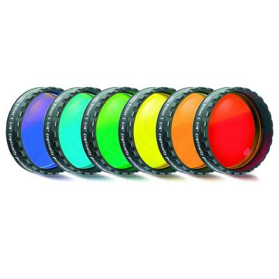 Baader 6 Colour Filter Set