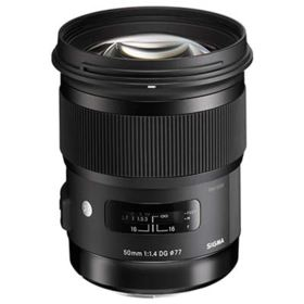Sigma 50mm f1.4 DG HSM Art - Canon Fit