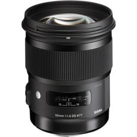 Sigma 50mm f1.4 DG HSM Art - Nikon Fit