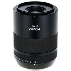 Zeiss 50mm f2.8 E Makro Touit Lens - Sony E-Mount Fit