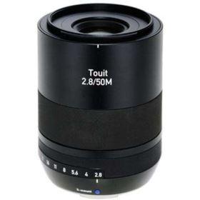 Zeiss 50mm f2.8 Makro Touit Lens - Fujifilm X-Mount Fit