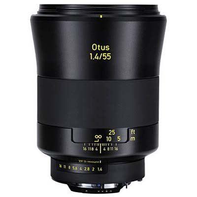 Zeiss 55mm f1.4 T* Otus Lens - Nikon Fit