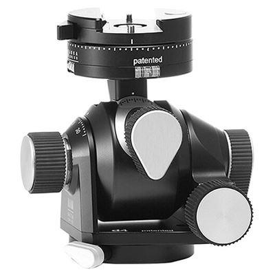 Image of Arca Swiss D4 Geared with MonoballFix