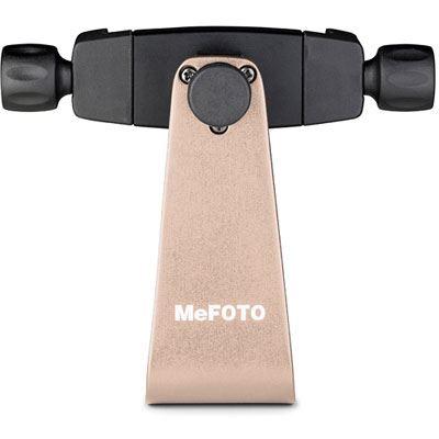 MeFOTO SideKick360 Mobile Phone Holder - Gold