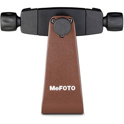 Image of MeFOTO SideKick360 Mobile Phone Holder - Chocolate