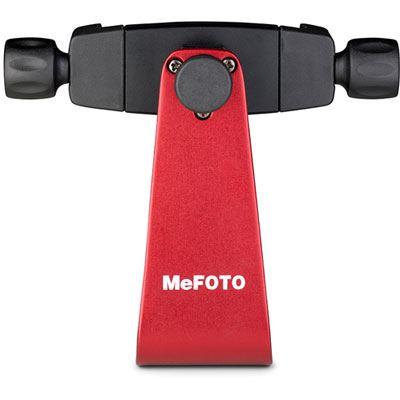 MeFOTO SideKick360 Mobile Phone Holder - Red