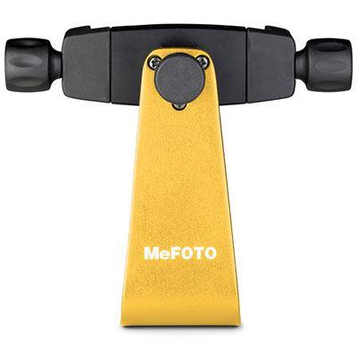 MeFOTO SideKick360 Mobile Phone Holder - Yellow