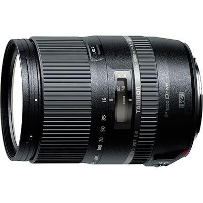 Tamron 16-300mm f3.5-6.3 Di II PZD Macro Lens - Sony Fit