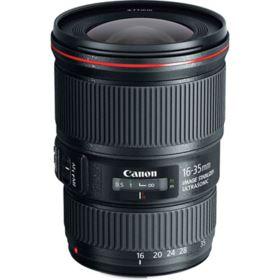Canon EF 16-35mm f4 L IS USM Lens