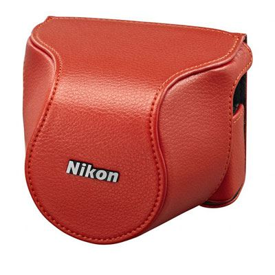 Nikon CB-N2211SA Case Set - Red