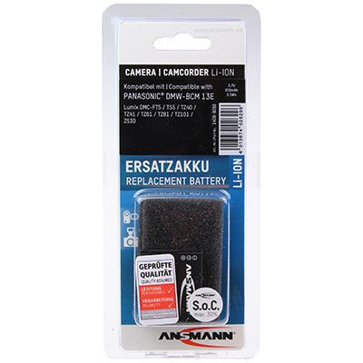 Ansmann Panasonic BCM13E Battery