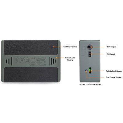 Image of Tracer 12v 22Ah Lithium Battery Pack