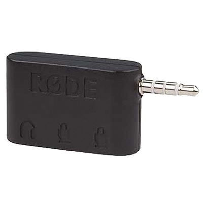 Image of Rode SC6 Dual TRRS Audio Input Adapter for Smartphones