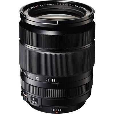 Fujifilm XF 18-135mm f3.5-5.6 WR LM R OIS Lens