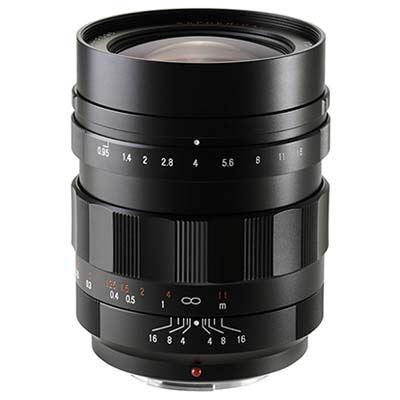 Voigtlander 17.5mm f0.95 Nokton Lens - Micro Four Thirds Fit