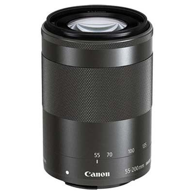Image of Canon EF-M 55-200mm f/4.5-6.3 IS STM Lens