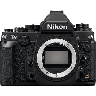 Nikon Df Digital SLR Camera Body - Black