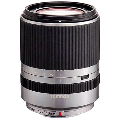 Used Tamron 14-150mm f3.5-5.8 Di III Micro Four Thirds Lens - Silver