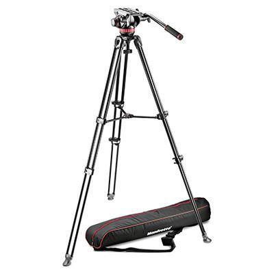 Manfrotto MVK502AM-1 Video Tripod Kit