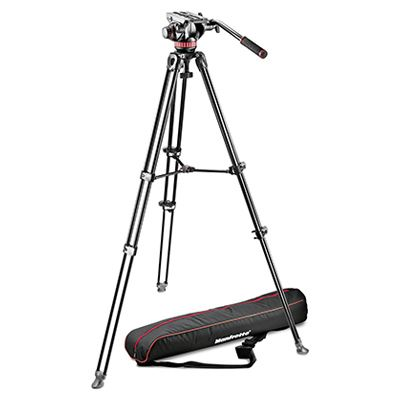 Manfrotto MVK502AM-1 Video Tripod Kit