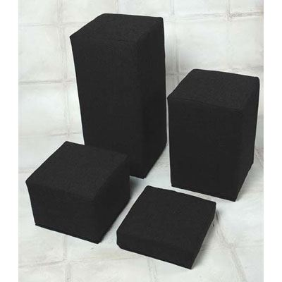 LuxS Indoor 4 Piece Posing Block Kit