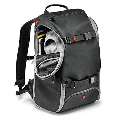 16c206936c Manfrotto Advanced Travel Backpack - Black