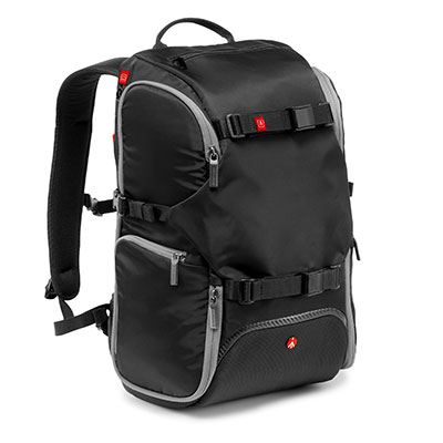 Manfrotto Advanced Travel Backpack Black Wex Photo Video