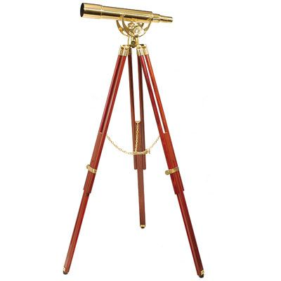 Image of Helios Fine Brass 2060 Traditional Telescope