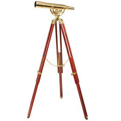 Helios Fine Brass 2060 Traditional Telescope