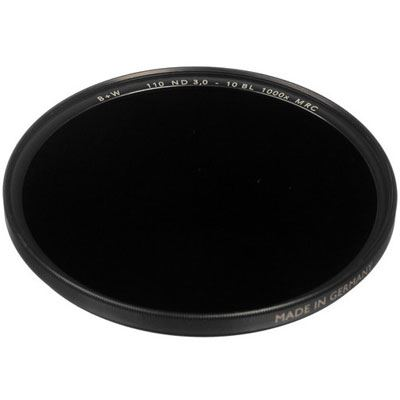 B+W 82mm MRC 3.0/1000x (110) Neutral Density Filter