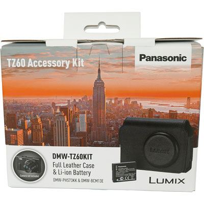 Panasonic DMWTZ60 Accessory Kit for TZ60