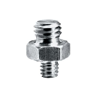 Manfrotto 147 Short 3/8 and 1/4 inch Adapter Spigot