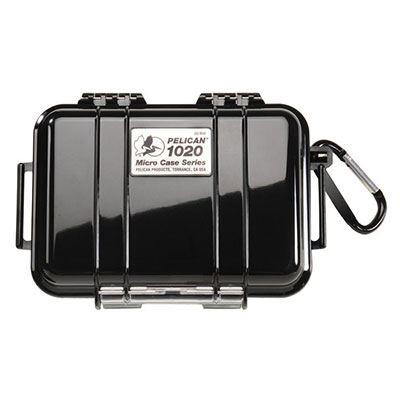 Peli 1020 Microcase Black with Black Liner