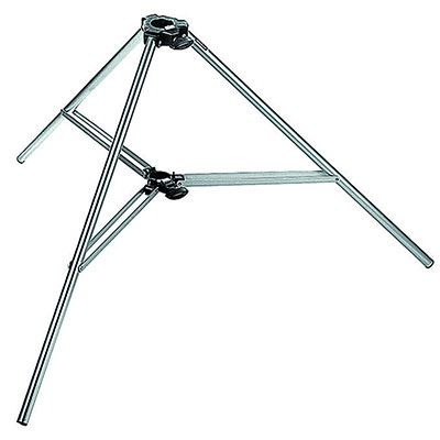 Manfrotto 032BASE Stand for Autopole - Silver