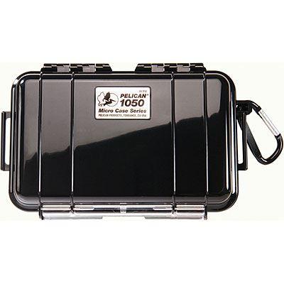 Peli 1050 Microcase Black with Black Liner