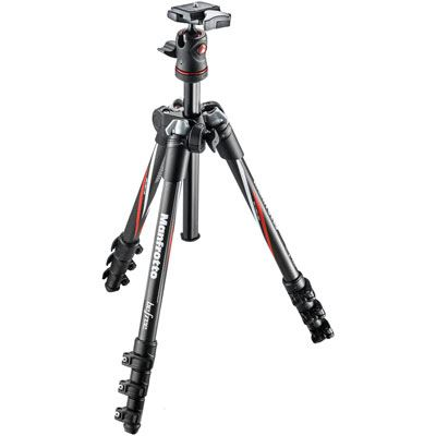 Manfrotto Befree Travel Tripod - Carbon Fibre