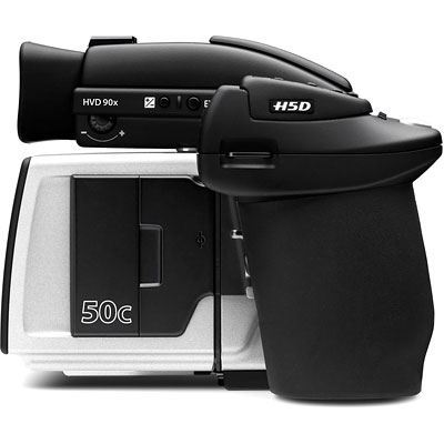 Used Hasselblad H5D-50c Medium Format Digital Camera Body