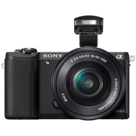 Sony A5100 Digital Camera with 16-50mm Lens